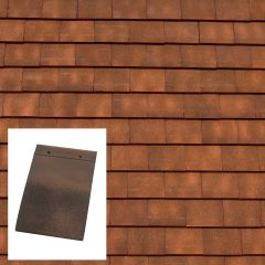 Koramic 303 Clay Machine Made Roof Tile - from About Roofing Supplies Limited