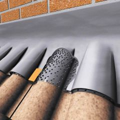 Manthorpe G1105 Flash Vent Ventilating Abutment Strip 3mtr x 235mm  - from About Roofing Supplies Limited