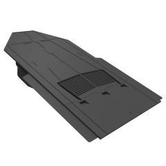 Manthorpe GILSV30-25 Low Profile Roof Slate Vent & Adaptor - from About Roofing Supplies Limited