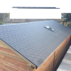 NoviSlate Polymer Slate Eaves Starter Strip- from About Roofing Supplies Limited