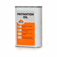 Patination Oil For Lead 125ml / 0.5 litre / 1 litre  - from About Roofing Supplies Limited