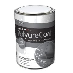 Easy Trim PolyureCoat Liquid Waterproofing System Grey 6kg  - from About Roofing Supplies Limited