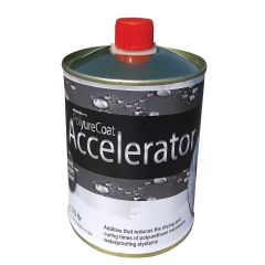Easy Trim PolyureCoat Liquid Waterproofing System Accelerator 850ml - from About Roofing Supplies Limited