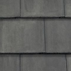 Redland Stonewold II Concrete Interlocking Roof Tiles Colour 30 Grey - from About Roofing Supplies Limited