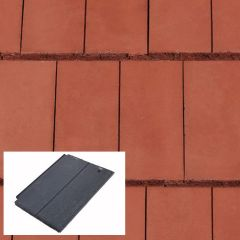 Redland Mockbond Mini Stonewold Flat Profile Concrete Roof Tiles - from About Roofing Supplies Limited