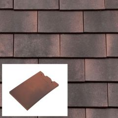 Redland Rosemary Classic Machine Made Clay Plain Roof Tile - from About Roofing Supplies Limited