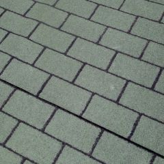 Chesterfelt Roll On Shingle 8 mtr x 1 mtr Green - from About Roofing Supplies Limited