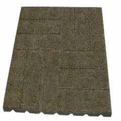 Rubber Tiles: 1 Square Metre Pack For Play Areas Black - from About Roofing Supplies Limited