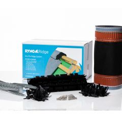 Ryno Dry Fix Vented Roll Out Roof Ridge Kit For Concrete Ridge Tiles 6mtr - from About Roofing Supplies Limited