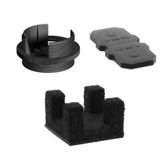 RynoDeckSupport RDC Decking Cradles & Decking Cradle Shims - from About Roofing Supplies Limited