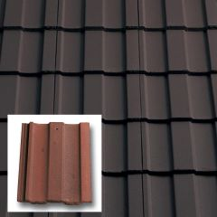 Sandtoft Lindum Concrete Interlocking Roof Tile - from About Roofing Supplies Limited