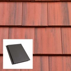 Sandtoft Calderdale Edge Flat Profile Concrete Roof Tiles  - from About Roofing Supplies Limited