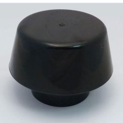Soil Pipe Extract Cowl 110mm - from About Roofing Supplies Limited