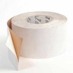 Tyvek 2060B Single Sided Acrylic Joint Tape 75 mm x 25mtr For Breathable Membranes - from About Roofing Supplies Limited