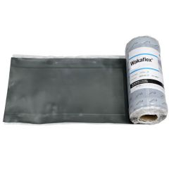 Wakaflex Lead Free Lead Replacement Flashing 140mm x 5mtr Grey - from About Roofing Supplies Limited