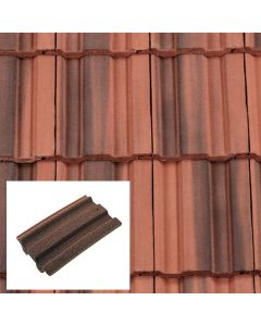 Redland 49 15 x 9 Concrete Interlocking Roof Tiles - from About Roofing Supplies Limited