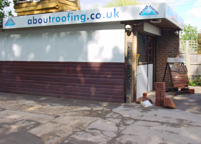About Roofing Supplies Esher Branch