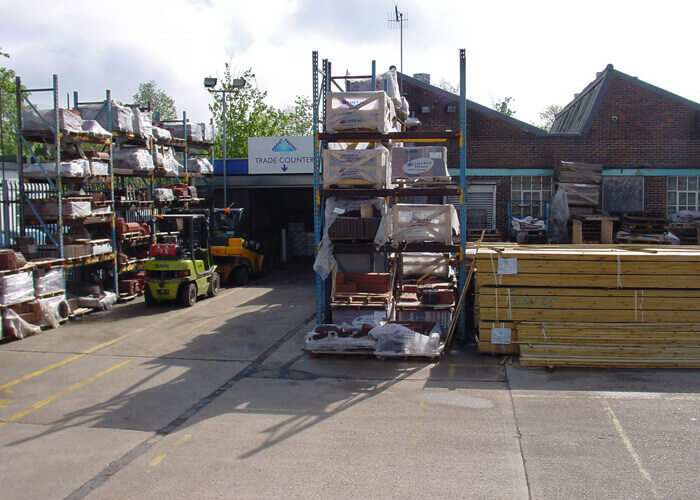 About Roofing Supplies Redhill Branch