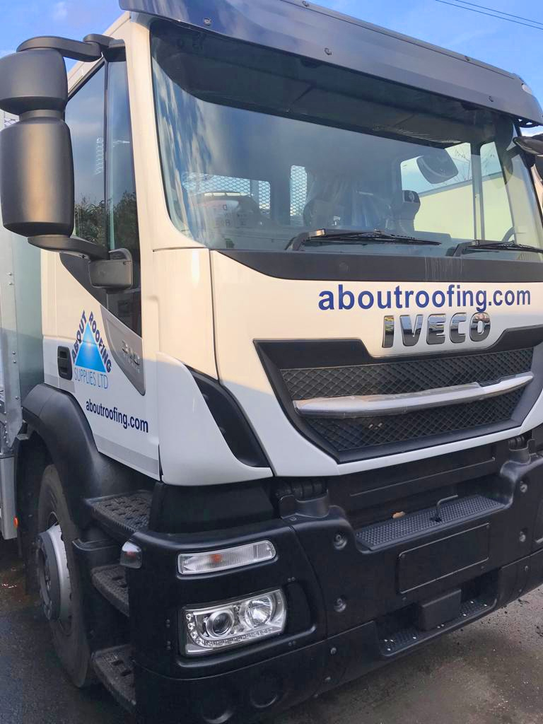 New Addition To Our Roofing Delivery Fleet