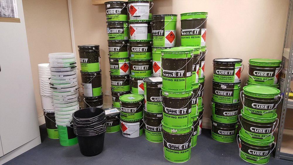 About Roofing Supplies Our East Grinstead Branch Sussex