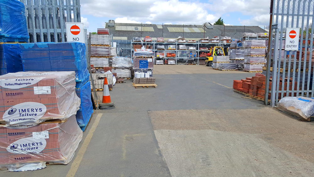 About Roofing Supplies Redhill RH1 Branch