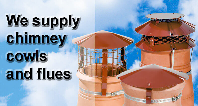 Chimney Cowls & Flues - About Roofing Supplies