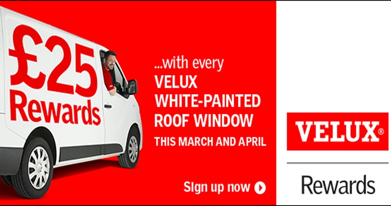 Velux Spring 2018 Promotion | About Roofing Supplies