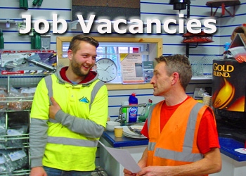 Job Vacancies At About Roofing Supplies