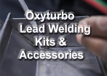 Oxyturbo Lead Welding Kits & Accessories - About Roofing Supplies