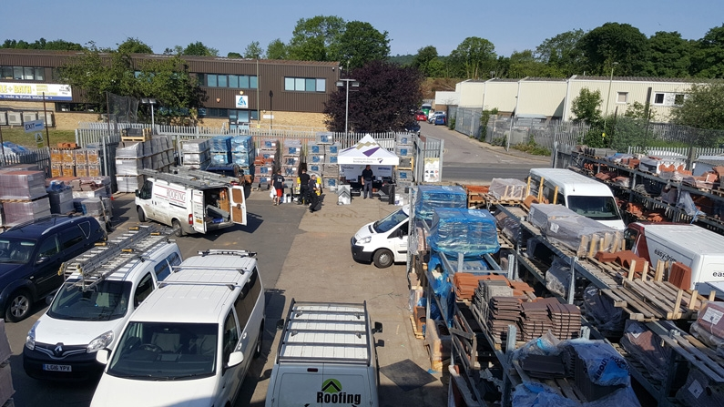About Roofing Supplies Redhill Branch Trade Day 2018 | About Roofing Supplies