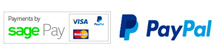 Sage Pay / Paypal | About Roofing Supplies