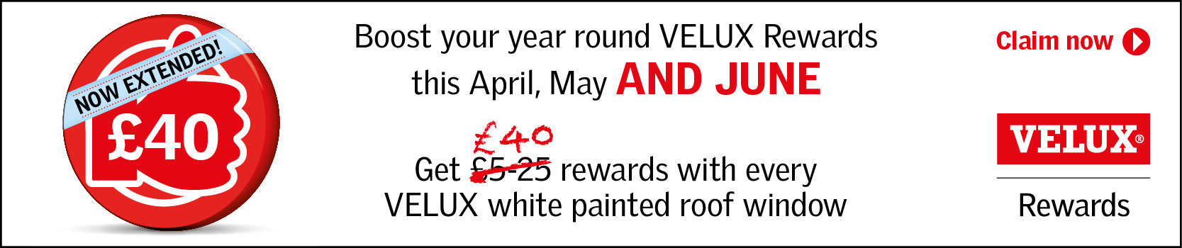 Velux Summer 2019 Promotion | About Roofing Supplies