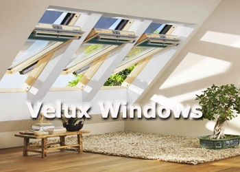 Velux Roof Windows | About Roofing Supplies