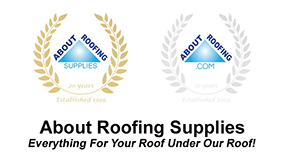 About Roofing Supplies - 20 Years Of Trading