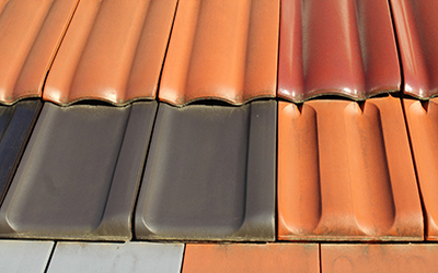 Can you paint roof tiles?
